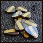 Zone Tones - Haldu - 1 Guitar Pick | Timber Tones